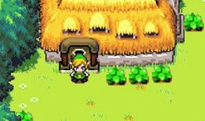 Original game title: Zelda Seeds of Darkness