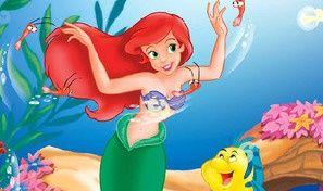 Original game title: The Little Mermaid HN