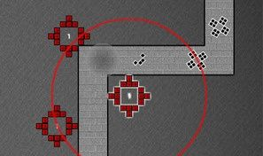 Original game title: Pixel Defender
