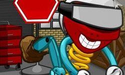 Crazy Skatebot