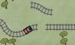 Racende Trein Constructie