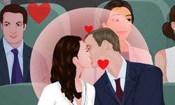Royal Kiss at Olympic