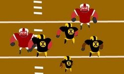 Amerikansk Fotball Løp