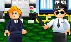 Lego Parçalarıyla İnşaat: Polis