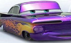 Cars 2: Βάψε το Αμάξι σου