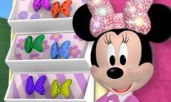Minnie's Fluttering Butterfly