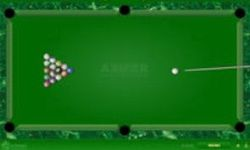 Realistisches Billard