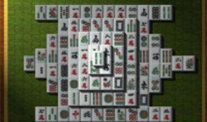 Original game title: Mahjongg 3D