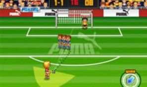 Original game title: Freekick Mania