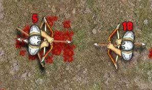 Original game title: Crazy Archers
