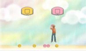 Original game title: Groovy Hoops!