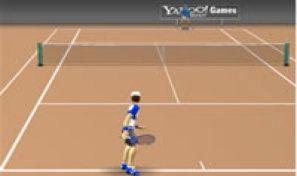 Original game title: Yahoo Tennis