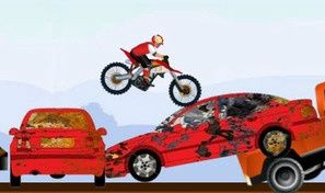 Original game title: Extreme Bike Stunts