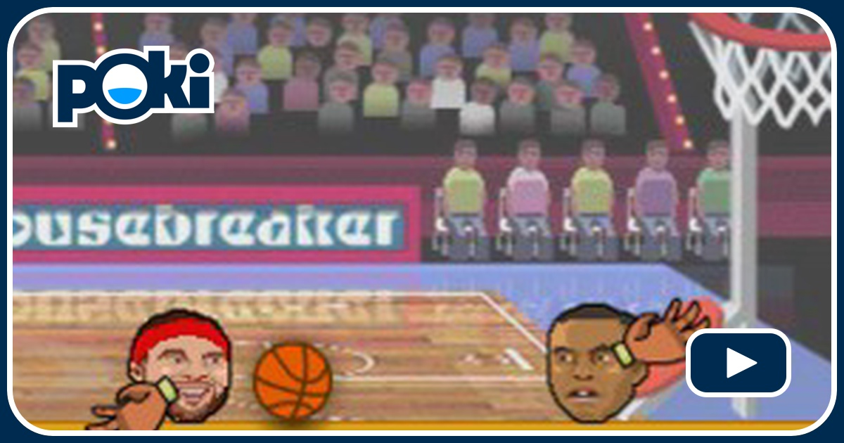 Sports Heads: Basketball Championship Game - Sports Games ...