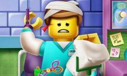 Recuperação no Hospital Lego