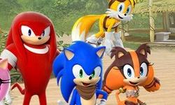 Sonic Boom Link and Smash