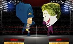 Boxe do Batman
