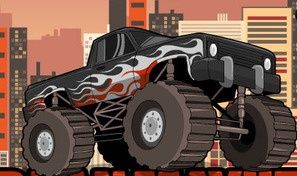 Original game title: Urban Mayhem Truck
