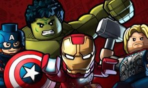 Lego Super Heroes Team Up