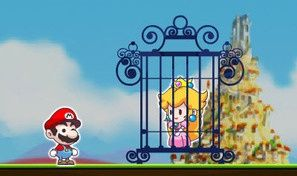 Original game title: Mario Rescue Princess