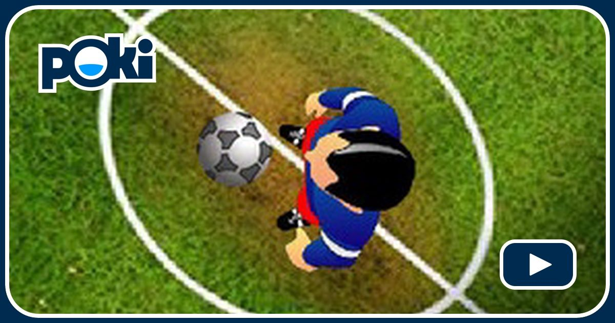 4 and goal free online football game