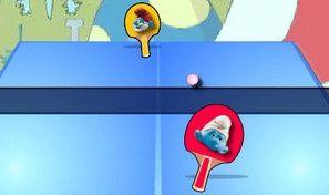 Smurfs Table Tennis
