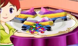 Original game title: Sara's Cooking Class: Pinata Cookies