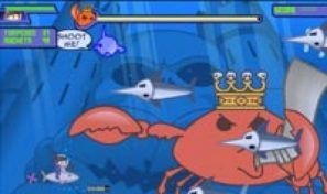 Original game title: Crab Fight