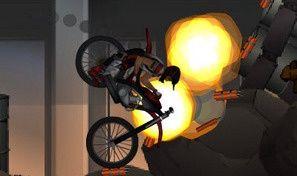 Original game title: Trials Dynamite Tumble
