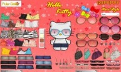 Hello Kitty Designing