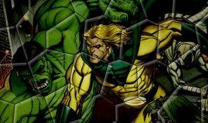 Original game title: Puzzle Madness - Hulk