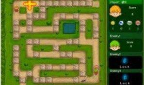 Original game title: Bittu Bomber
