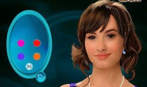 Original game title: Demi Lovato Make Over