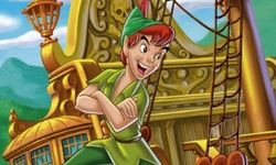 Colorir Peter Pan