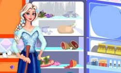 Limpando a Cozinha de Elsa