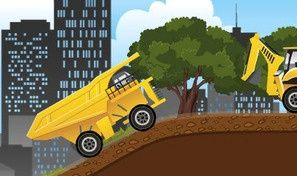 Original game title: Heavy Truck Racing