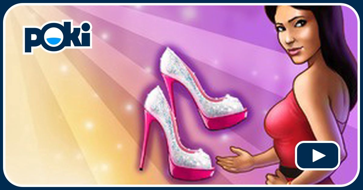 Kim S Shoe Designer Game