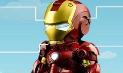 Iron Man Go !