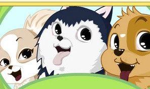 Original game title: Cute Dog Contest