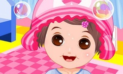 Bubble Baby Dress Up