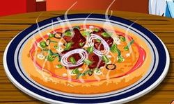 Monster High Pizza Deco