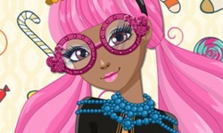 Ever After High Ginger Breadhouse Dress-Up