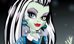 Monster High Makeover 3