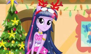 Twilight Sparkle Christmas Prep