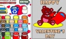 Happy Valentine Bear