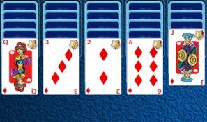 Original game title: Spider Solitaire Game