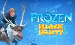 Pesta Blok Frozen