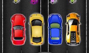 Original game title: High Speed Racer