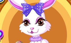 Dress My Easter Bunny