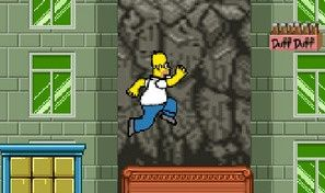 Original game title: Simpsons Adventures